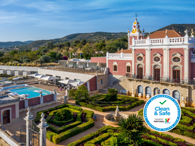 Pousada Palacio de Estoi- Monument Hotel & SLH (Pet-friendly), Faro