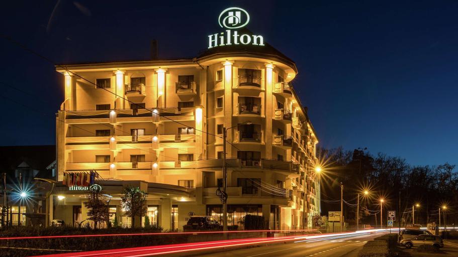 Hilton Sibiu, Sibiu