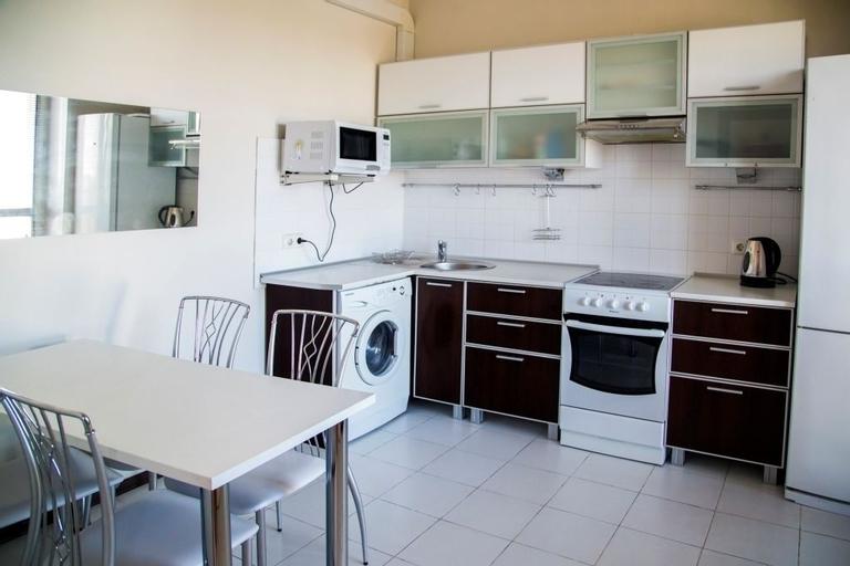 Apartment on Aviatorov 23, Krasnoyarsk