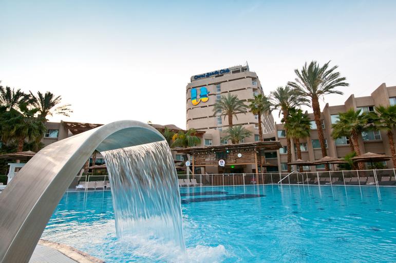 U Coral Beach Club Eilat Ultra All Inclusive,