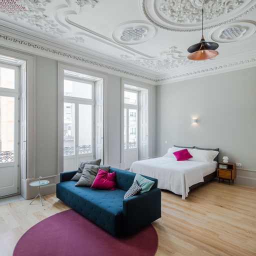 Baumhaus Serviced Apartments, Porto