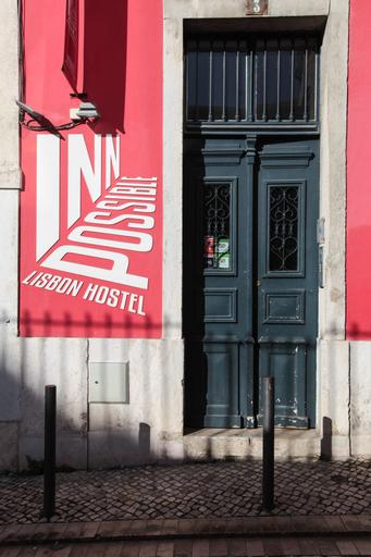 Inn Possible Lisbon Hostel, Lisboa