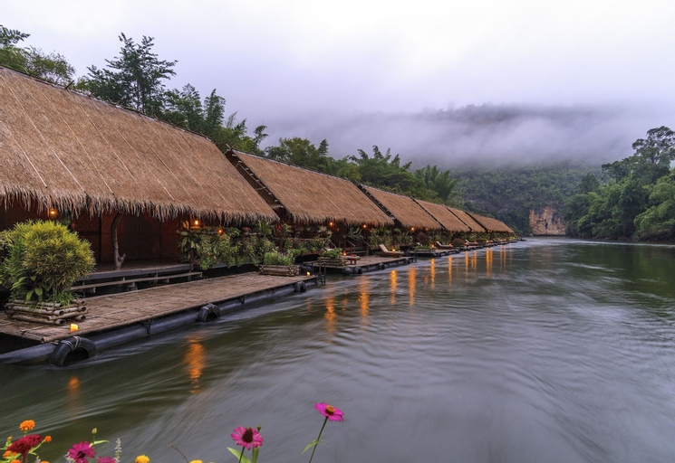 River Kwai Jungle Rafts, Sai Yok