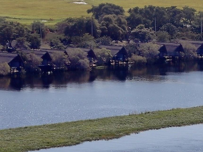 Chobe Water Villas, Kabe