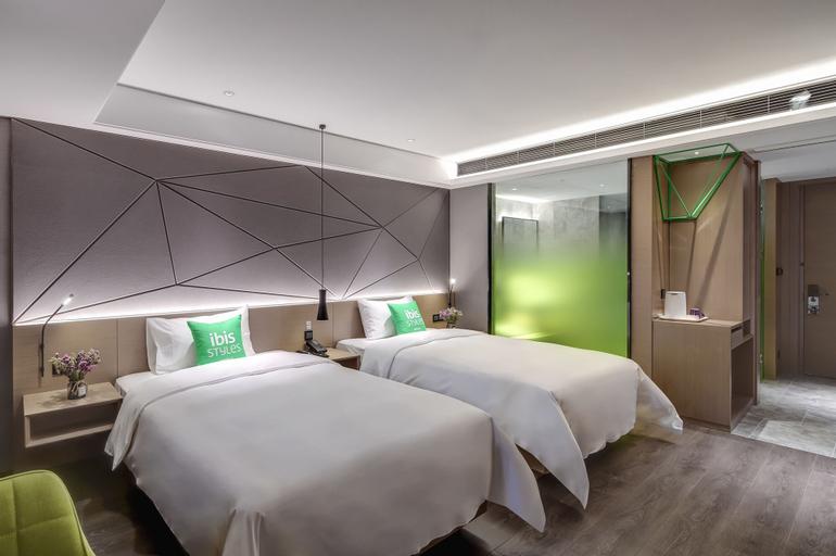 Ibis Styles Hotel (Nanjing South Railway Station North Square), Nanjing
