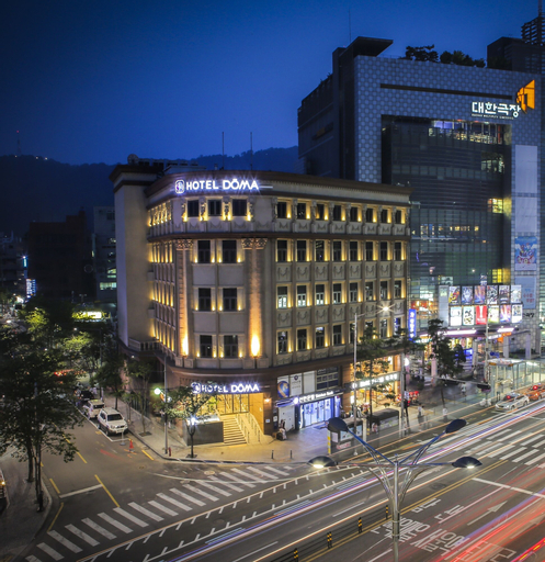 Hotel Doma Myeongdong, Jongro