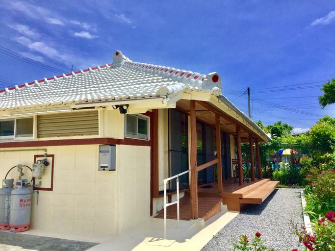 Kourijima KANAU, Nakijin