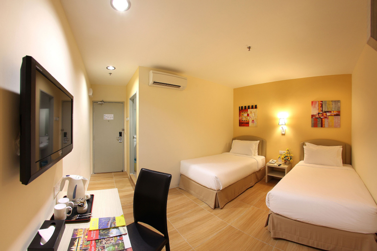 Hotel MinCott, Kuala Lumpur