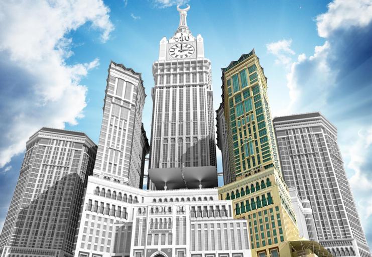 Raffles Makkah Palace,