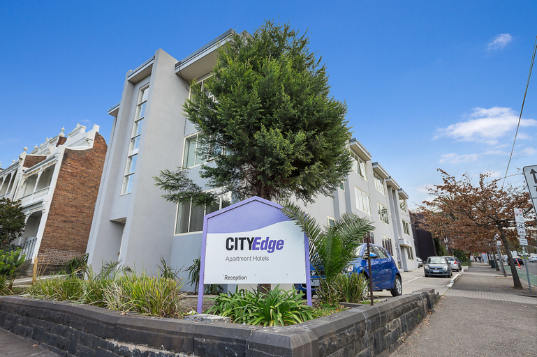 City Edge Serviced Apartments East Melbourne, Port Phillip - West
