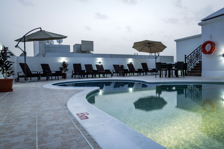 The View Al Barsha Hotel Apartments,