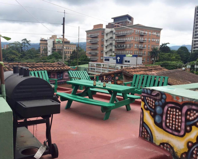 Quetzalroo Boutique Hostel, ZONA 10