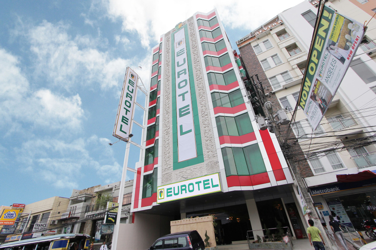 Eurotel Angeles, Mabalacat