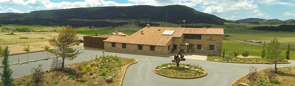 Hotel Mas de Cebrián, Teruel