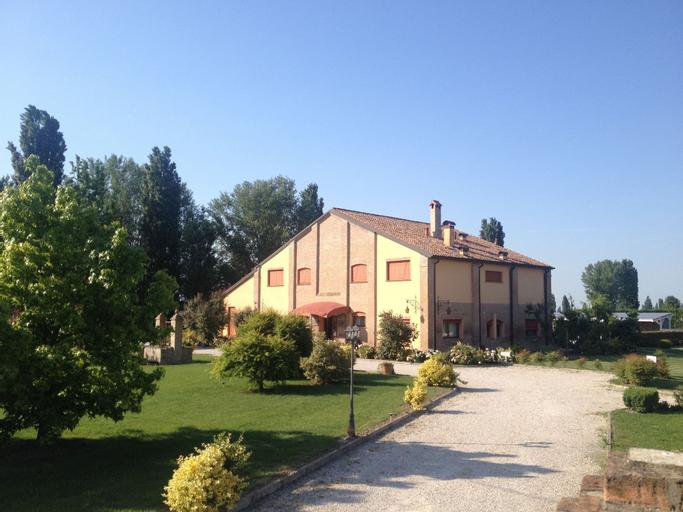 Lama di Valle Rosa, Ferrara