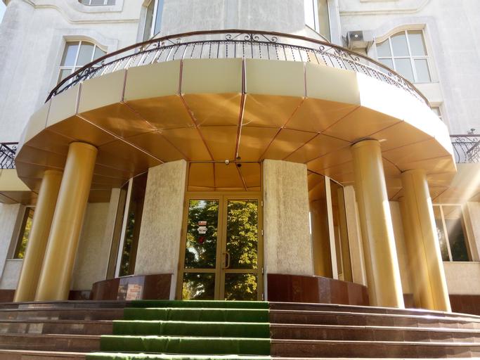 Hotel Palace Ukraine, Mykola‹vs'ka