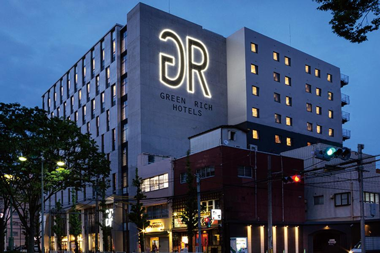 Green Rich Hotel Kurume, Kurume
