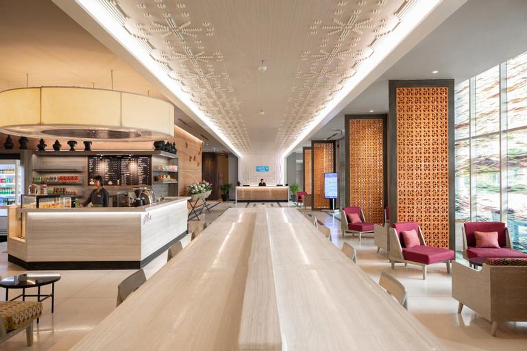 Centra Government Complex Hotel & Convention Centre, Lak Si
