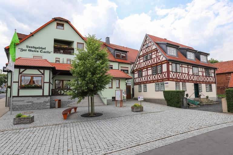 Landgasthof Hotel Zur Guten Quelle, Schmalkalden-Meiningen