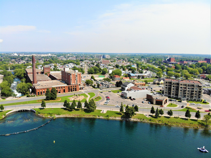 Hotel Plaza Valleyfield, Beauharnois-Salaberry