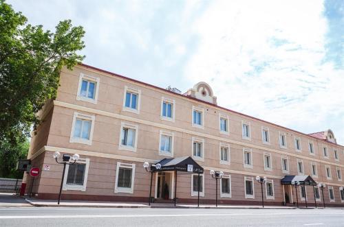 Hotel Pushkin, Zelenovskiy