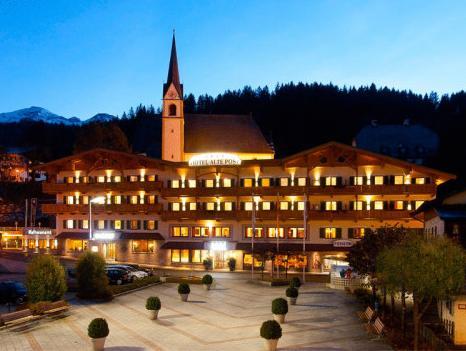 Hotel Alte Post Fieberbrunn, Kitzbühel