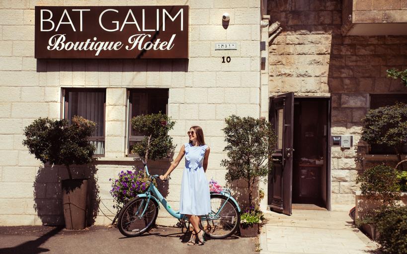 Bat Galim Boutique Hotel,