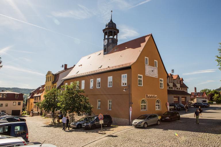 Pension Artem Orbis, Jena