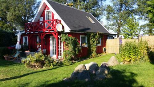 Ferienhaus Bisdorf nahe der Insel Rugen - [#120424], Vorpommern-Rügen