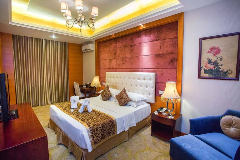 Dorkjumpa Hotel, Sisattanak