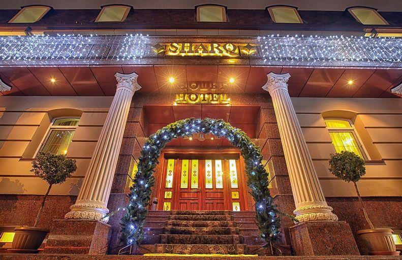 Sharq Hotel, Tashkent City