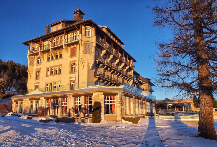 Grand Hôtel des Rasses, Jura-North Vaudois