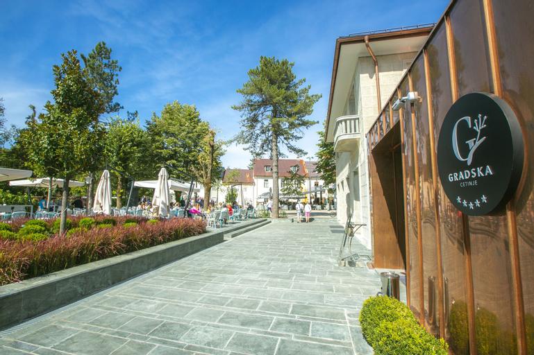 Hotel Gradska Cetinje,