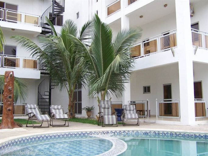 Wavecrest Hotel Gambia- Apartments, Kanifing