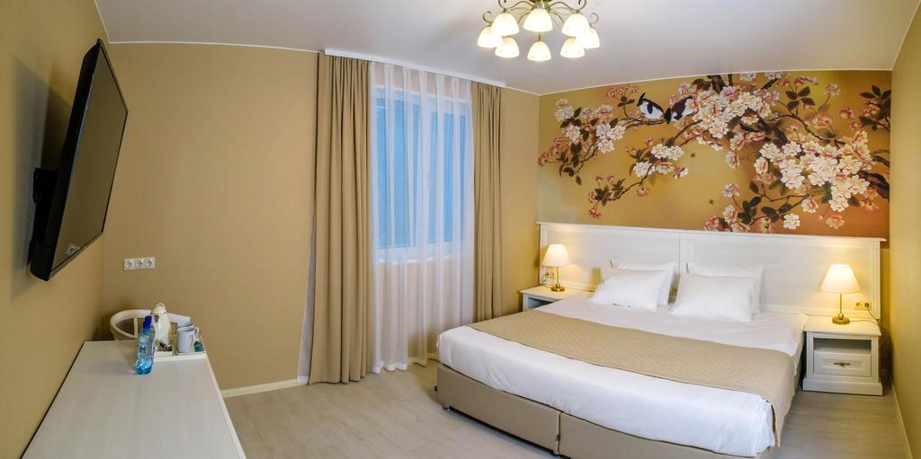 Yu Hotel, Elizovskiy rayon