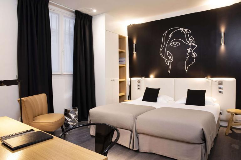 Hotel Montparnasse Saint Germain, Paris