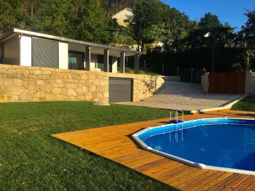 The Green Roof House, Vieira do Minho