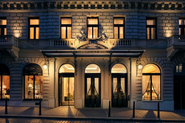 COSMOPOLITAN Hotel Prague, Praha 1