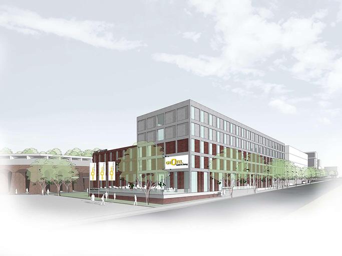 GHOTEL hotel & living Bochum, Bochum