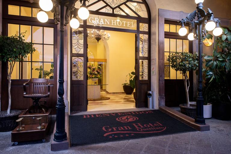 Gran Hotel de Querétaro, Querétaro