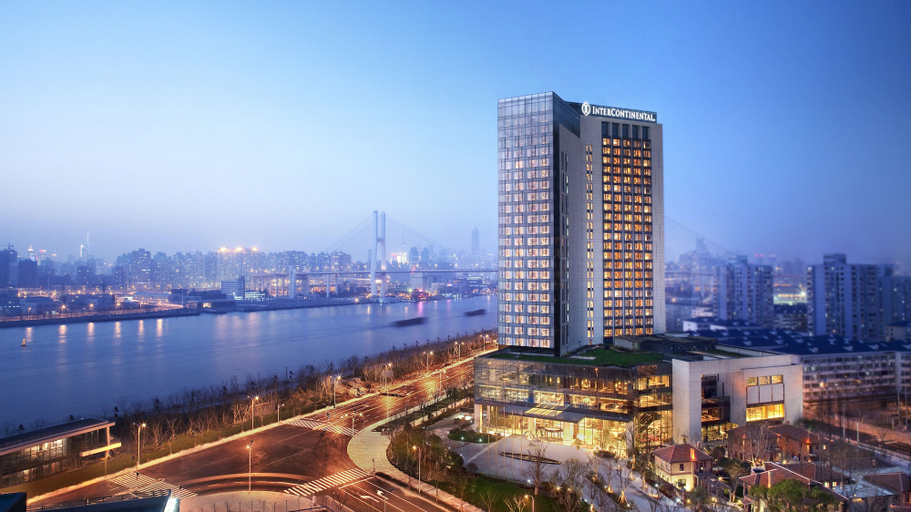 InterContinental Shanghai Expo, Shanghai