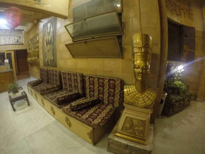 New Palace Hotel, Al-Azbakiyah