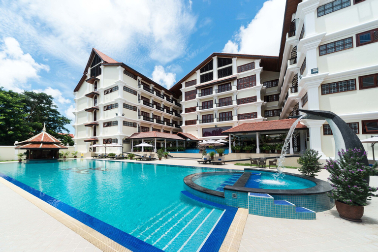 Regency Angkor Hotel, Siem Reab