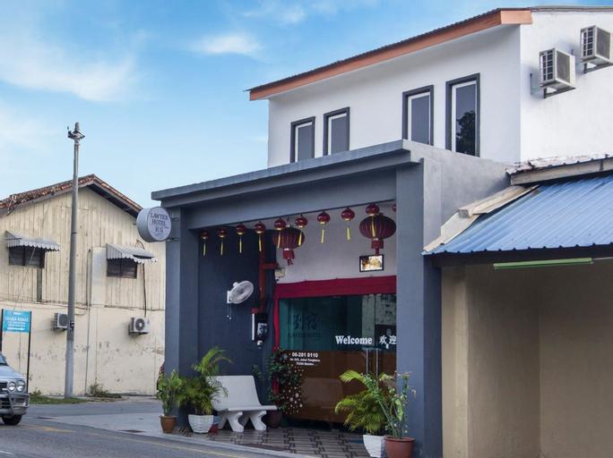 OYO 710 Lawten Hotel, Kota Melaka