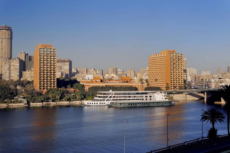 Cairo Marriott Hotel & Omar Khayyam Casino, Zamalik