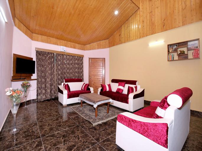 OYO 15254 Home Scenic Studio Barog, Solan
