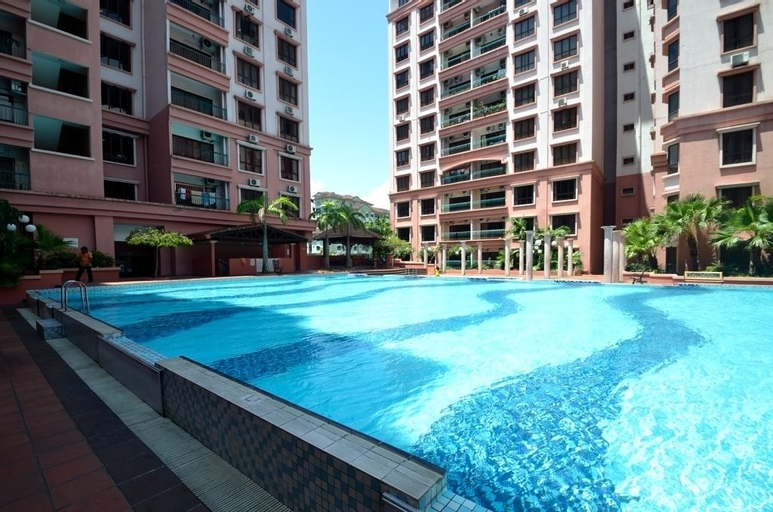 KK-Suites Residence @ Marina Court, Kota Kinabalu