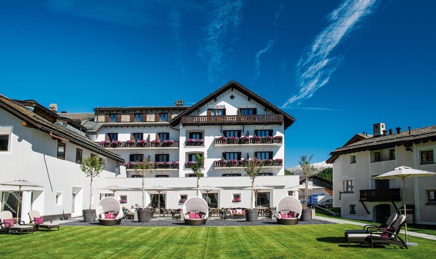 Hotel Giardino Mountain, Maloja