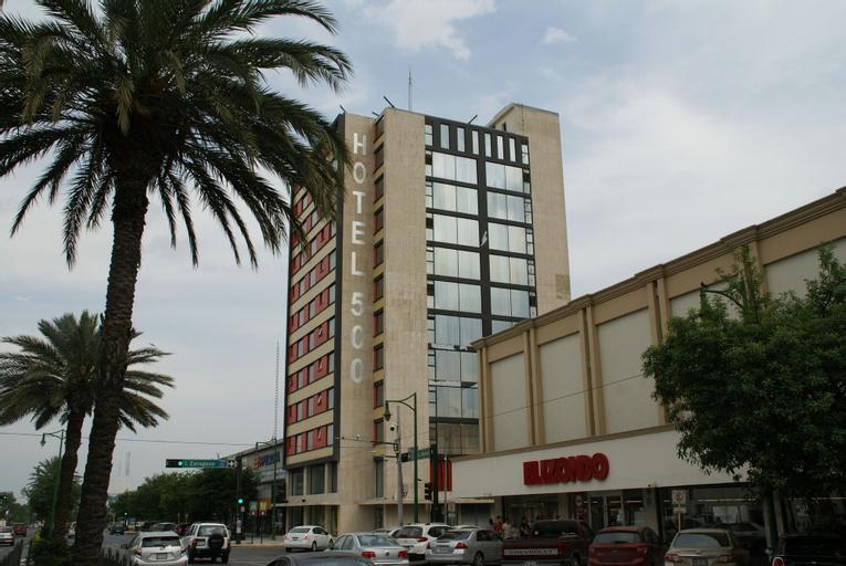 Hotel 500, Monterrey