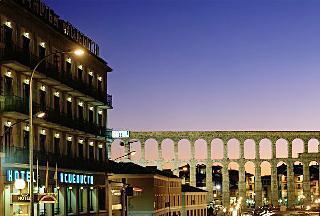 Hotel Acueducto, Segovia